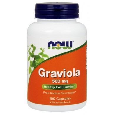 NowFoods Graviola 500mg 100 caps