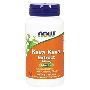 NowFoods Kava Kava 250mg 60 caps