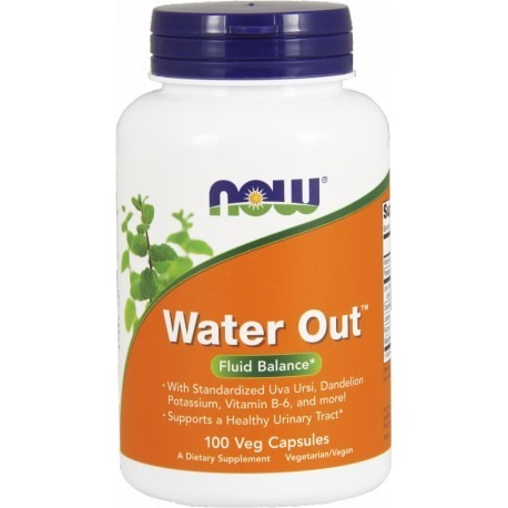 NowFoods Water Out 100 caps.