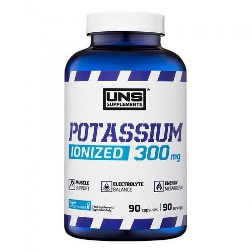 Potassium 90 caps