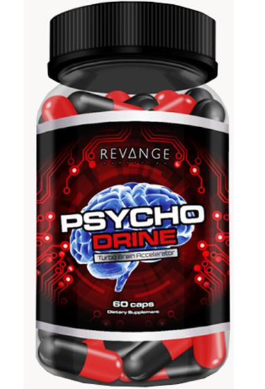 Psychodrine 60 caps