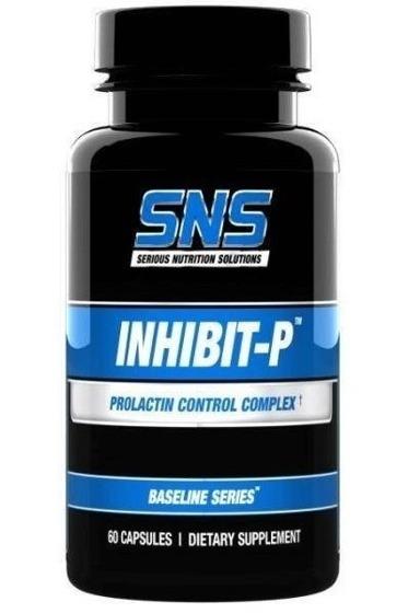 SNS Inhibit-P 60 caps