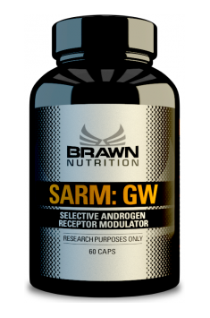Sarm Gw 60 caps