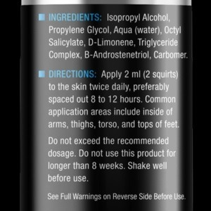 Suppress-C advanced cortisol control gel 100 ml