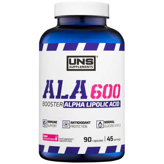 UNS Ala 600 90 caps